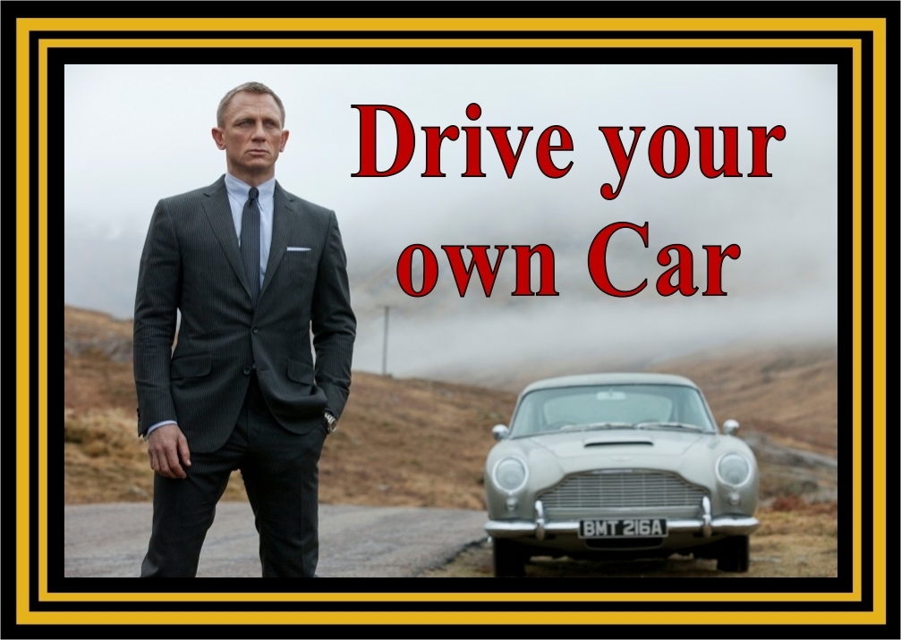 Drive your Own Car